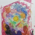 Old Painting To Watercolour Abstract Sketch Sketching Studio Colours P28.7