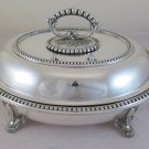 Centerpieces IN Metal silver plated plate For Capacity Denmark First 900 R200