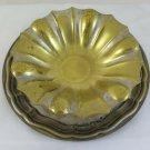 Plate Antique IN Metal silver Style Baroque Period First Twentieth Century SU6