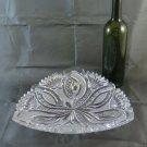 Large Fruit Bowl plate Ceontrotavola Of Crystal Vintage Bowl Vase PS5