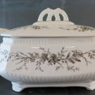 Gravy Boat Antique IN Ceramic Burgess And Leigh Burleigh B&L England UK R123