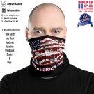 Trump 2020 Keep America Great Unisex Face Mask Cover Neck Gaiter Headband Shield
