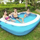 Swimming Pool Summer Thickened Inflatable Family Kids Children Adult Play
