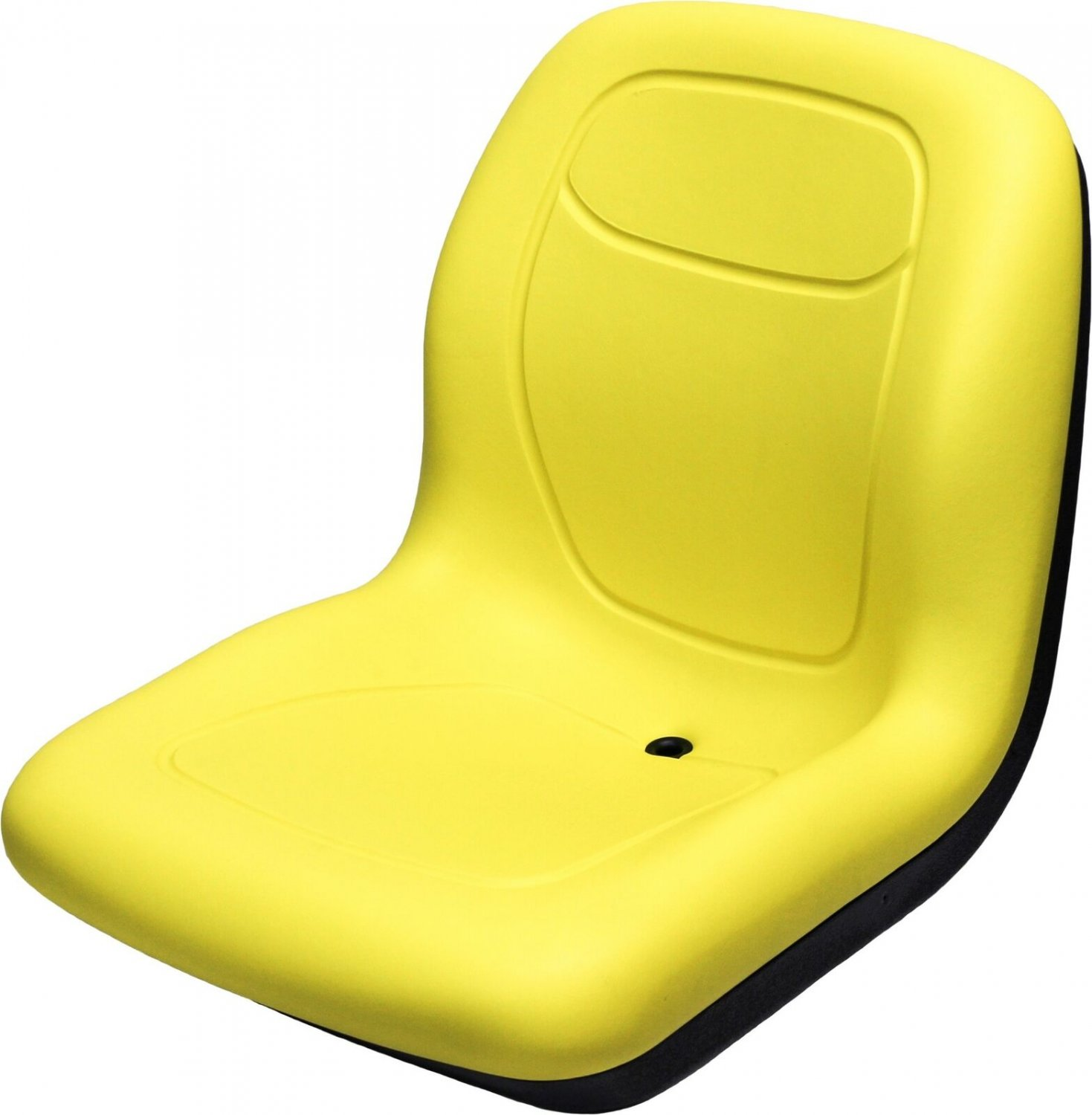 John Deere Yellow Vinyl Seat fits Gator 6X4 Serial # 20789 & UP