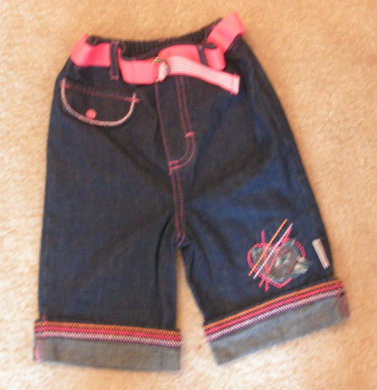 Girls toddler Vitamins jeans size 18 months