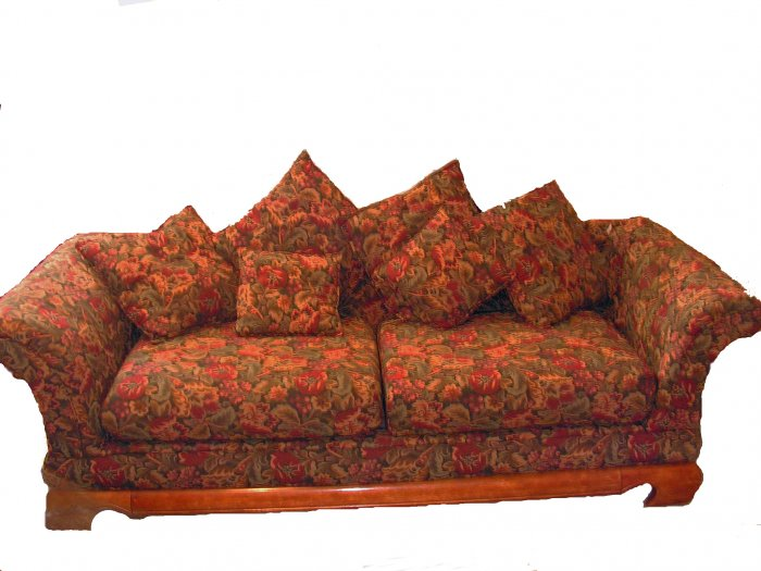 Sofa and Love seat     Or Better Offer MUST GO!