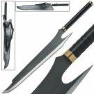Vampire Fullbring Sword and shoulder strap For Cosplay