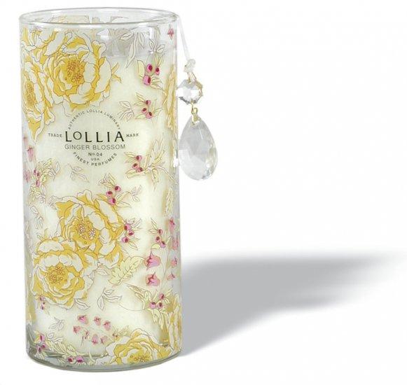 LOLLIA Ginger Blossom Tall Perfumed Luminary