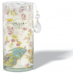 LOLLIA Inspire Poppy Nectar Tall Perfumed Luminary