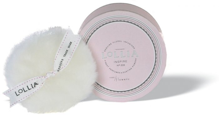 LOLLIA Inspire Perfumed Dusting Powder