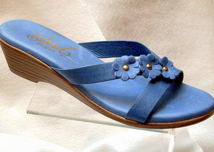 Island Slipper Women's T703 Sandal - DENIM