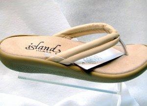 Island Slipper Women's DT300 Sandal - COCONUT