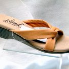 Island Slipper Women's TLANA Sandal - TAN