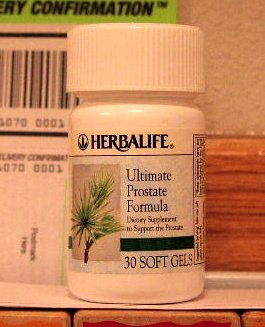 Herbalife Ultimate Prostate Formula 30 softgels 2011