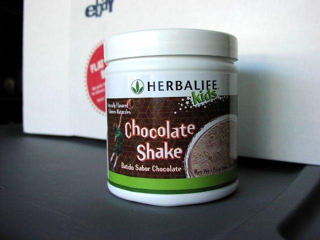 Herbalife Kid Kids Nutritional Shake 414g Chocolate Fresh