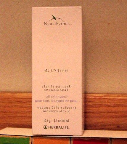 Herbalife NouriFusion MultiVitamin Clarifying Mask 9/2012