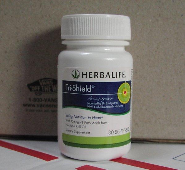 Herbalife Tri-Shield Neptune Krill Oil Dr Lou Ignarro Tri Shield TriShield Fresh exp 8/2016