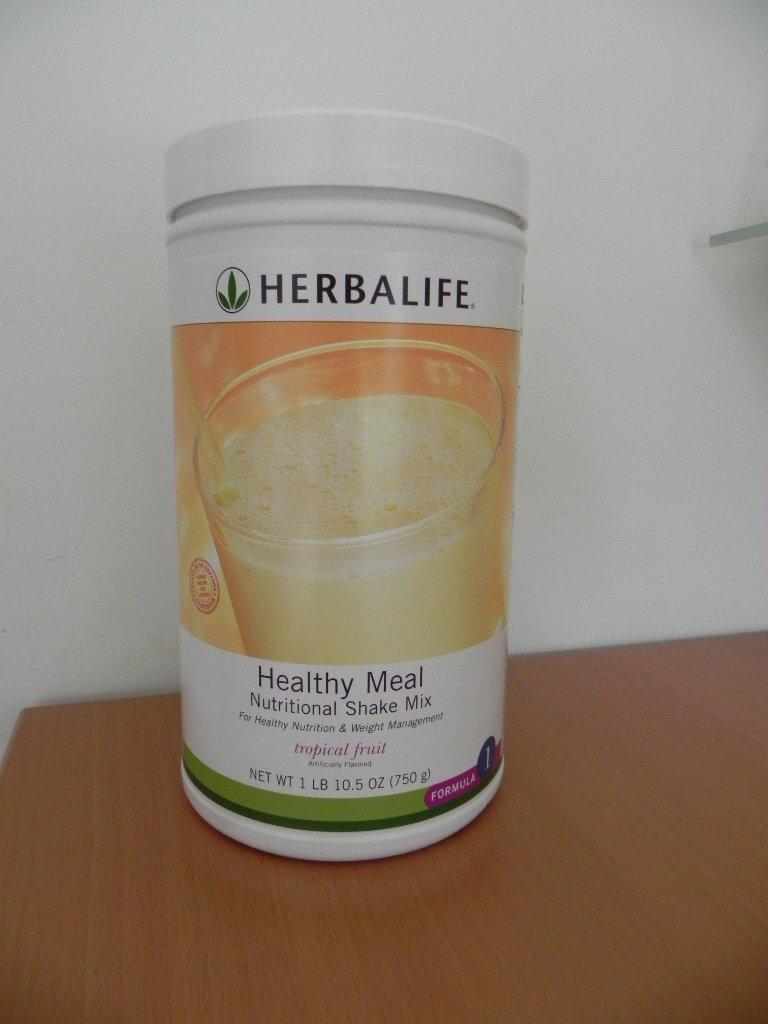 Herbalife F1 Nutritional Shake Mix Tropical Fruit 750g Formula 1 Shapeworks Fresh