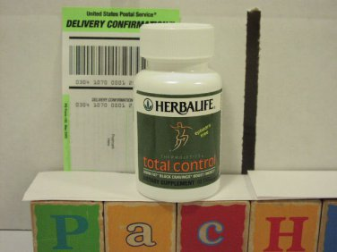 Herbalife Total Control Thermojetics Green Label