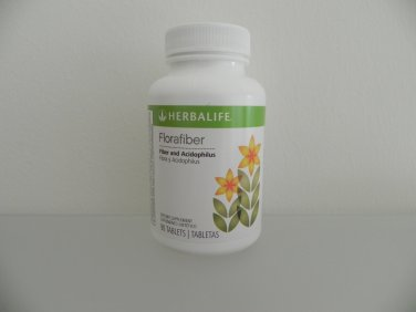 Herbalife Florafiber with Lactobacillus Acidophilus Fresh exp 11/2018 or better