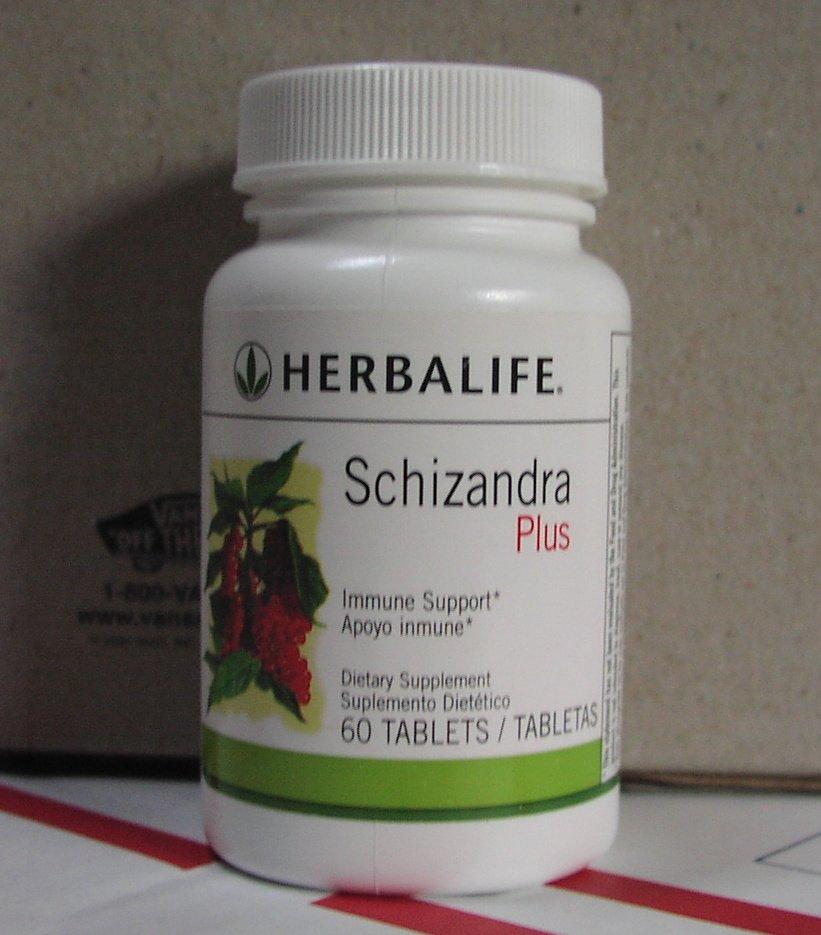 Herbalife Schizandra Plus 2009