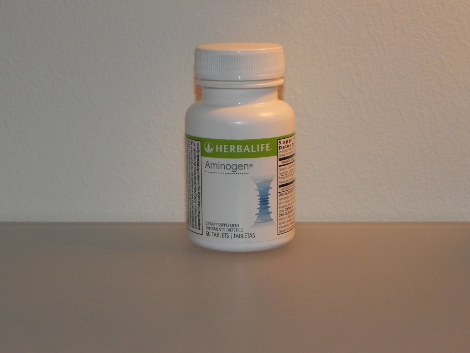 Herbalife Aminogen Fresh exp 9/2018 or better
