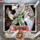 Yu-Gi-Oh Enemy of Justice Booster Box