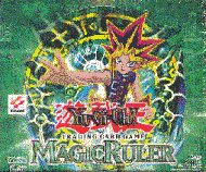 Yu-Gi-Oh Magic Ruler Unlimited 20 pack Blister Box