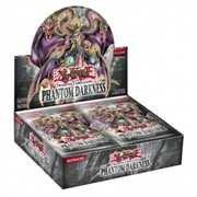 Yu-Gi-Oh Phantom Darkness Booster Box (due February)