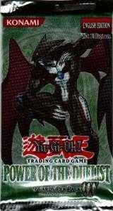 Yu-Gi-Oh Power of the Duelist Booster Pack