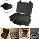 Plastic Tool Box Waterproof Safety Case Storage Container Boxes Equipment Holder