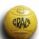 CRACK SOCCER BALL | OFFICIAL MATCH BALL | FIFA APPROVED WORLD CUP FOOTBALL 1962