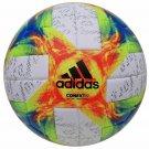 NEW ADIDAS MATCH BALL CONEXT19 SOCCER FOOTBALL | EUROPEAN QUALIFIERS WOMEN WC