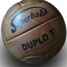 DUPLO T SUPER BALL | VINTAGE CLASSIC SOCCER | ANTIQUE FOOTBALL | WORLD CUP 1950