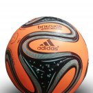Adidas Brazuca Rio | Official Match Soccer | FIFA World Cup Red Football 2014