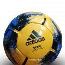 NEW ADIDAS TEAM MATCH PRO GOLD SOCCER FOOTBALL | OFFICIAL MATCH BALL | No.5