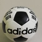 ADIDAS DURLAST TELSTAR ® | OFFICIAL LEATHER MATCH BALL | GERMANY WORLD CUP 1974