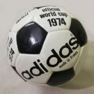 ADIDAS TELSTAR ® | DURLAST OFFICIAL LEATHER MATCH BALL | GERMANY WORLD CUP 1974