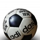 ADIDAS TELSTAR ® | DURLAST OFFICIAL MATCH BALL | 100% LEATHER | WORLD CUP 1974