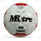 MITRE PRO LEAGUE OFFICIAL MATCH BALL | 100% ORIGINAL LEATHER OMB FOOTBALL 1980 | SOCCER No.5