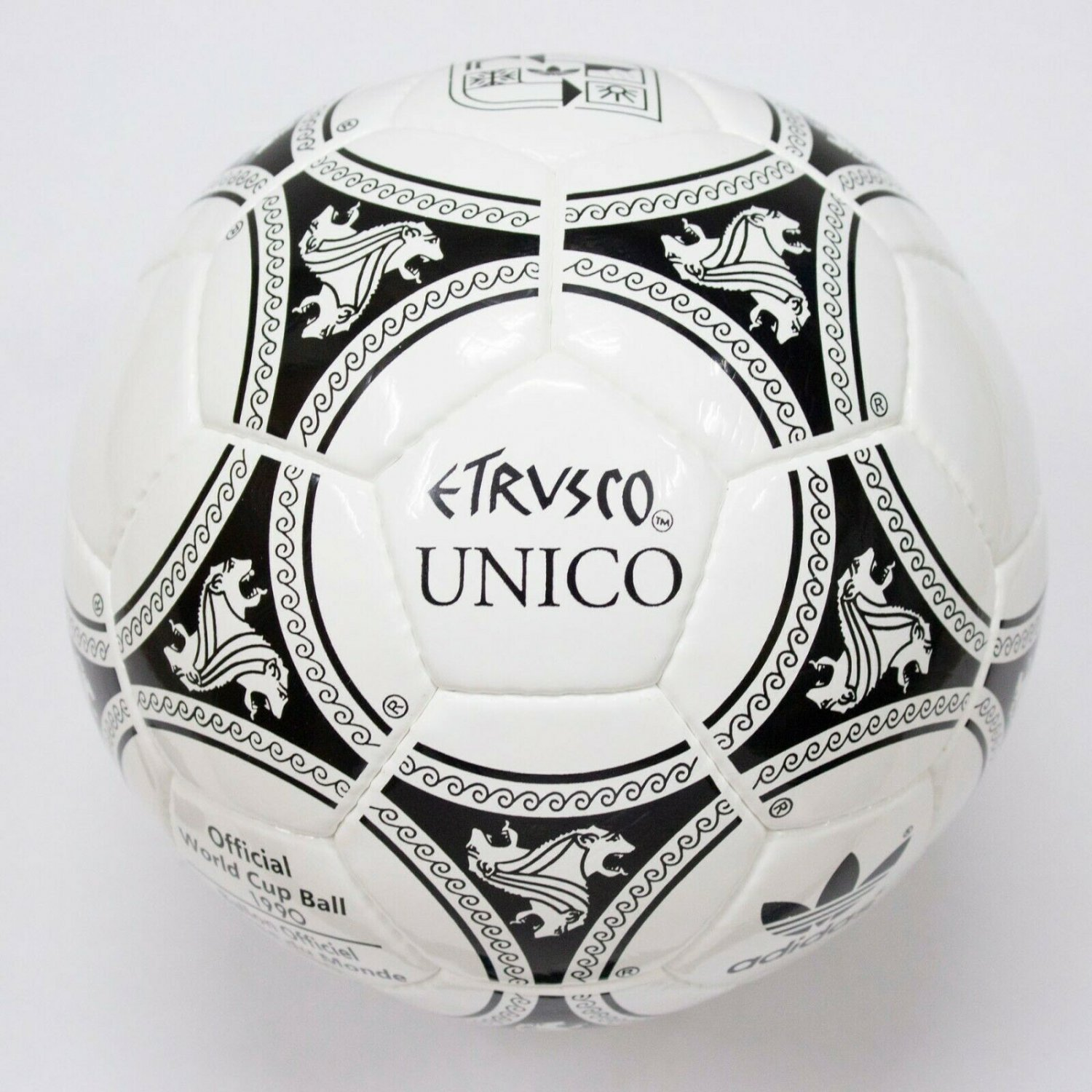 Adidas Etrusco Unico Football | FIFA Approved | Official World Cup Match Ball 1990