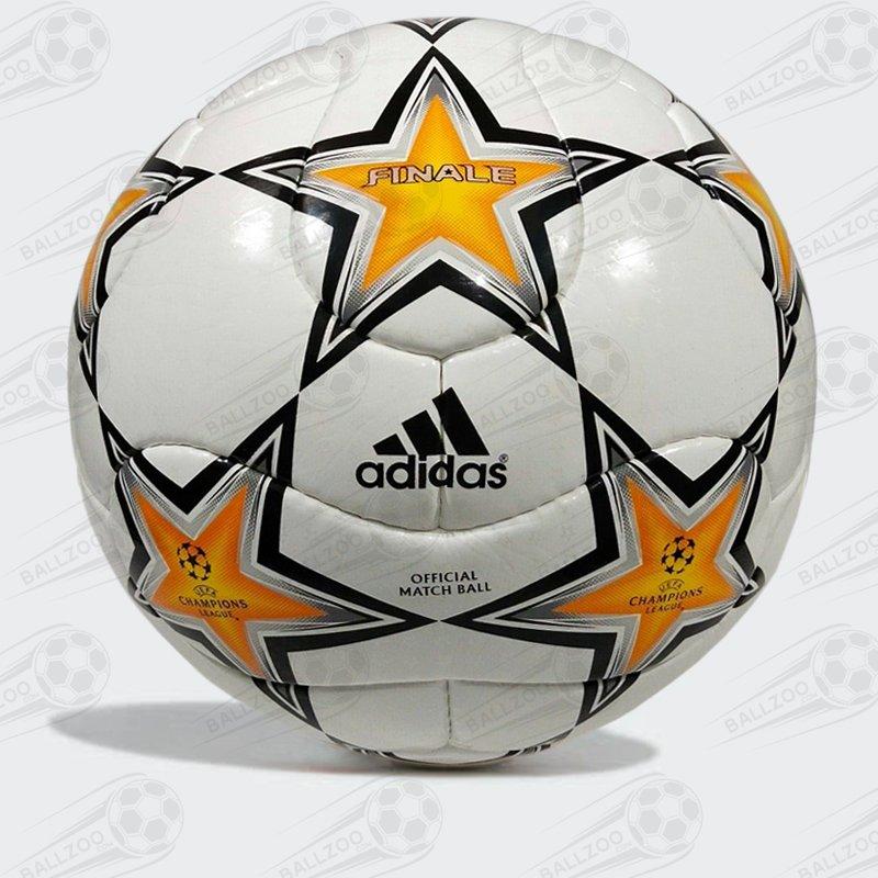 Rare Adidas Finale OMB Soccer   UEFA Champions League 2007/08 Football   No.5