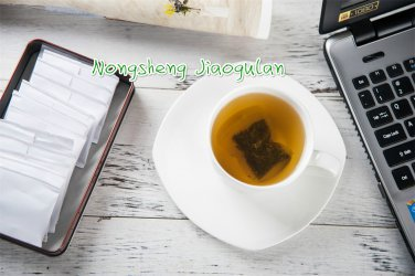 Chinese Organic drinker Tea pure jiaogulan tea liver protection 100 tea bags