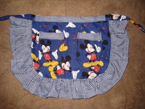 Disney Mickey Apron