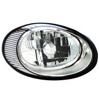 Pilot Collision- Replacement Headlamp Housings