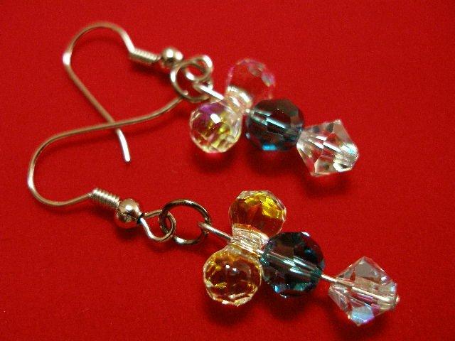 Swarovski Crytsal Ear Ring (MYR 35.00)