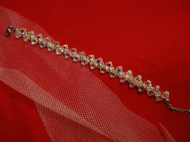 Swarovski Crytsal Bracelet (MYR 125.00)