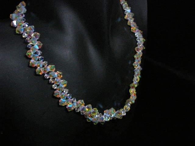 Swarovski Crytsal Necklace (MYR 298.00)