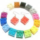 Lego Dangle Earrings