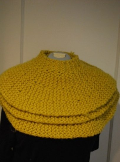 The Tiered Scarf